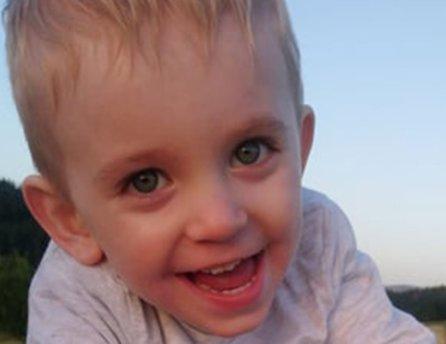 Fotka malého Jarka, ktorému pomohol Lidl v rámci projektu Od začiatku v dobrých rukách