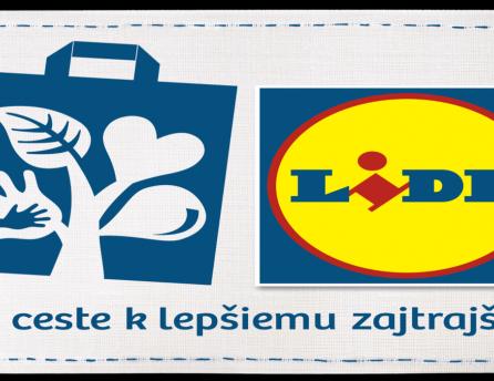 Logo Lidl - spolocenska zodpovednos