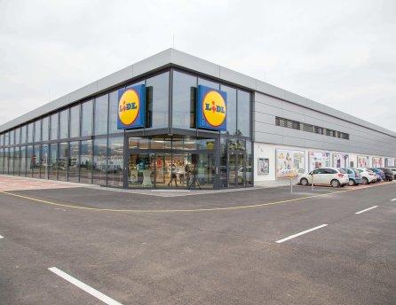 Lidl modernizoval svoju predajňu v Ilave