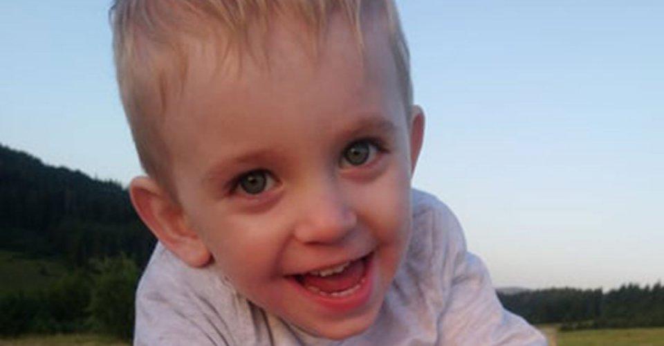 Fotka malého Jarka, ktorému pomohol Lidl vrámci projektu Od začiatku vdobrých rukách